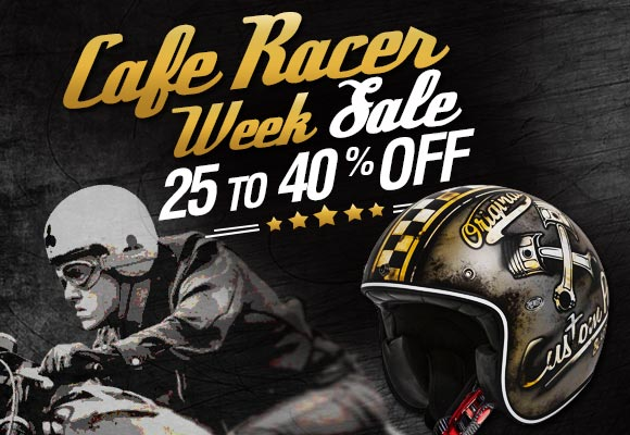 Cafe Racer Sale Week