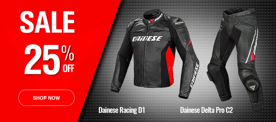 Dainese Racing D1 + Delta Pro