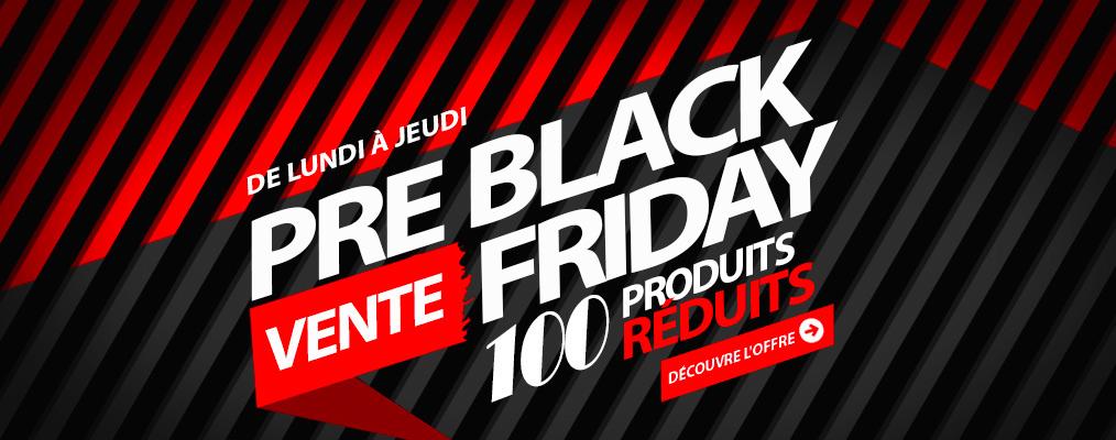 Pre Black Friday - 100 Produits