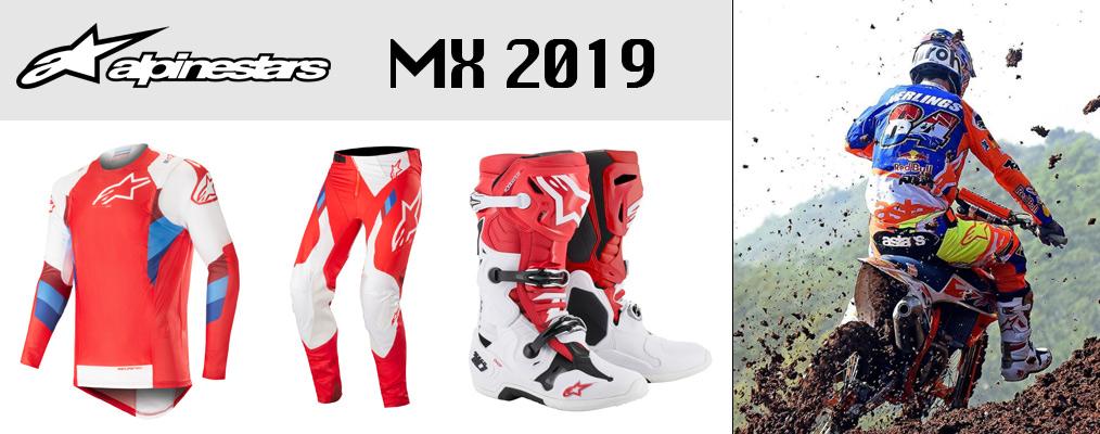 Alpinestars MX 2019