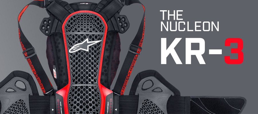 Alpinestars Nucleon KR-3