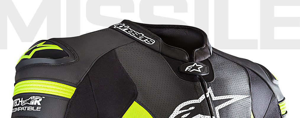 Alpinestars Missile Tech Air