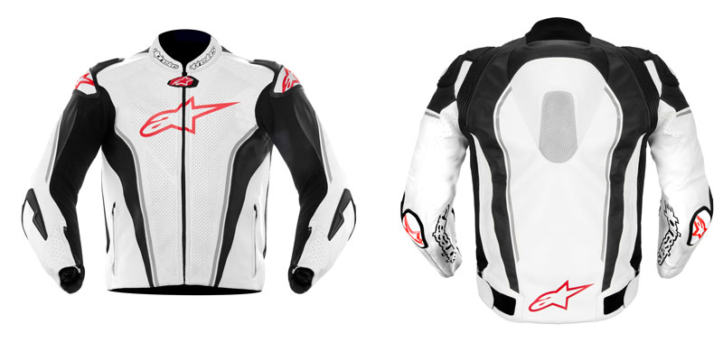 tuned for our look at the Alpinestars Tech 1-R Leather Jacket & Tech 1