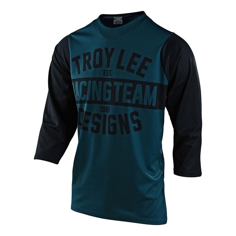 Troy Lee Designs TLD Men/'s MTB Cycling Ruckus Jersey Formation Dirty Blue Medium