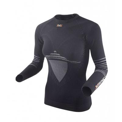 X-Bionic Lady Energizer™ MK2 Shirt Langarm Rundhalsausschnitt