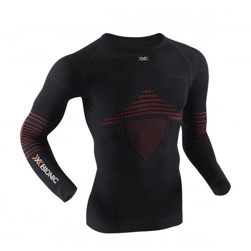 X-bionic Bionic Energizer™ Mk2 Shirt Long Sleeves Black