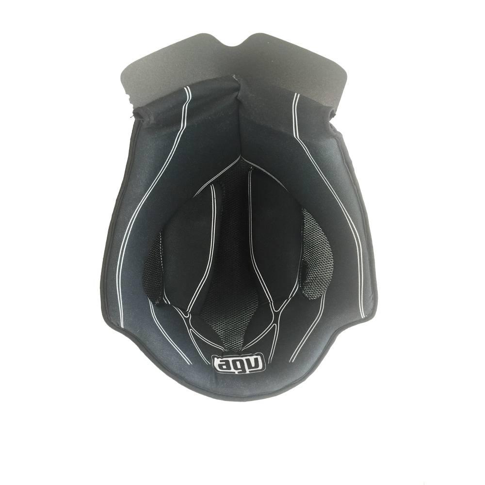 Agv Top Pad Corsa/gt-veloce Black