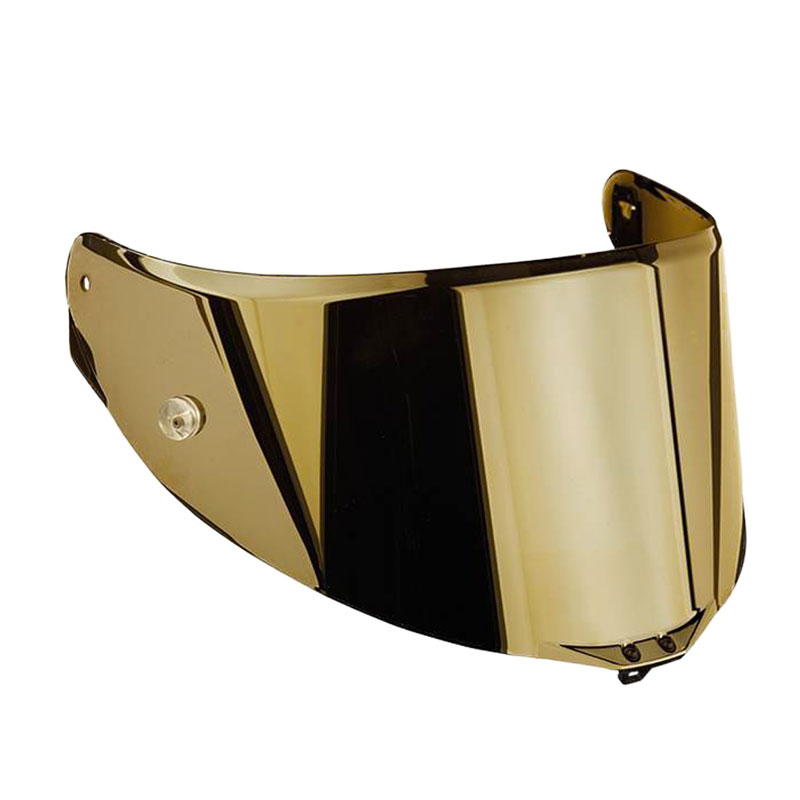 Agv Race 3 Iridium Gold Visor With Pinlock System