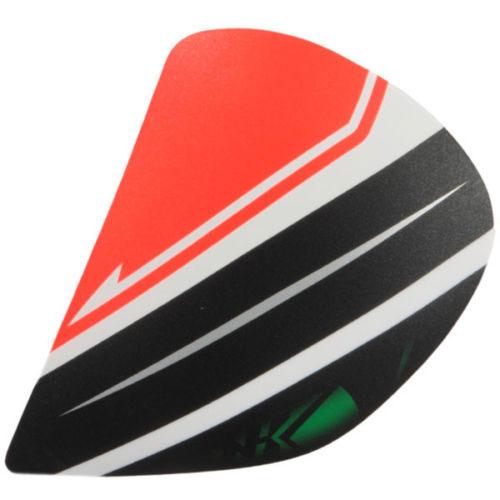 Arai J Type Side Pods Nicky Hayden Green