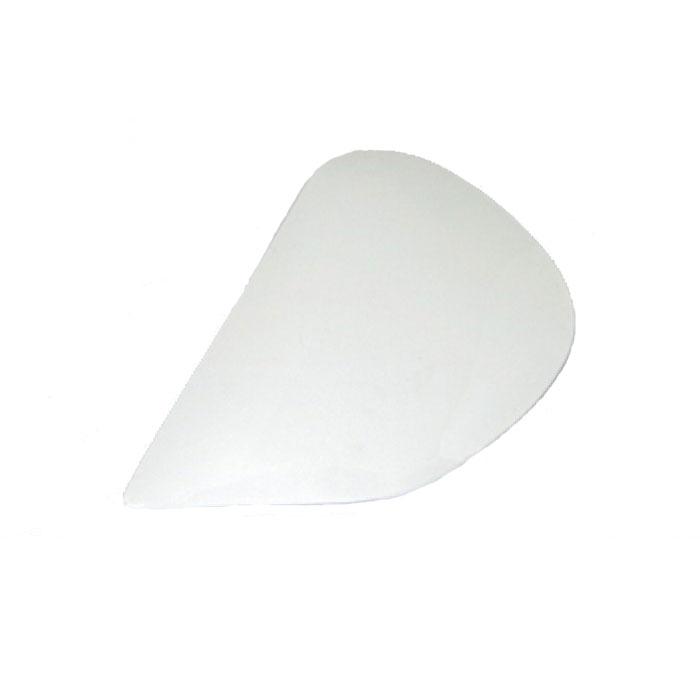 Arai Side Pods - J Type Diamond White