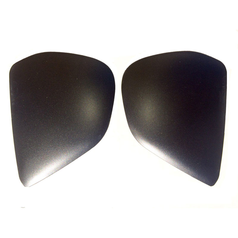Arai Vas-V side pod set frost black