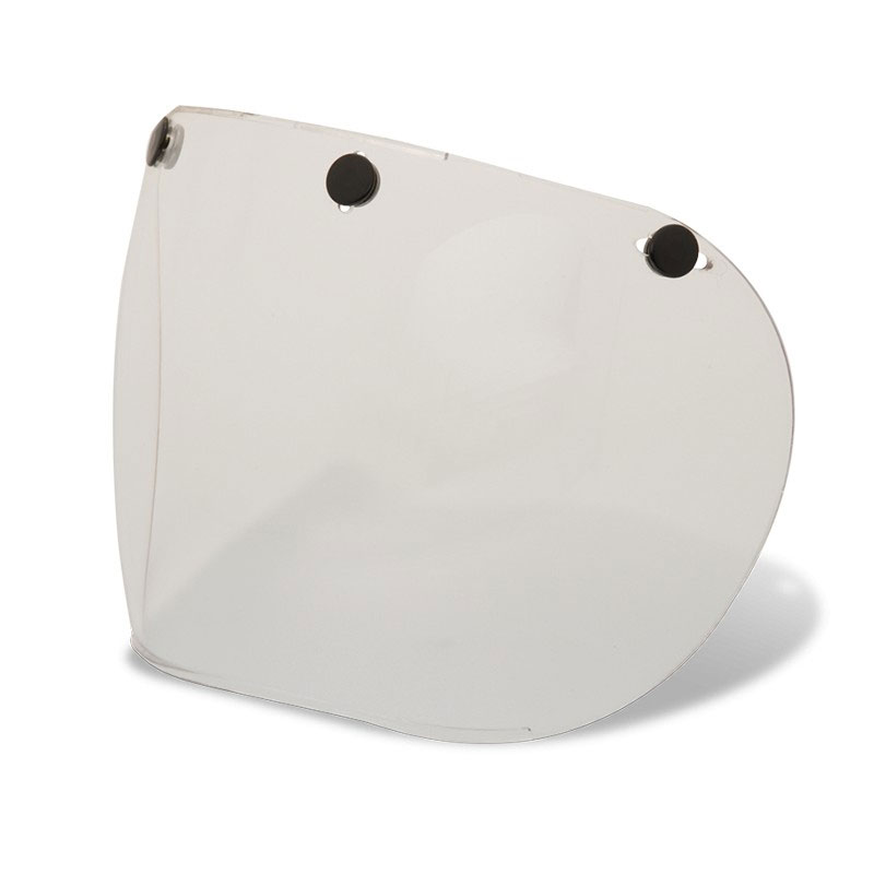 Bell 3-snap Retro Visor Clear