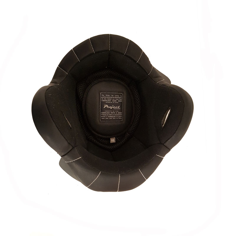 Project Flash Interior Pad Black