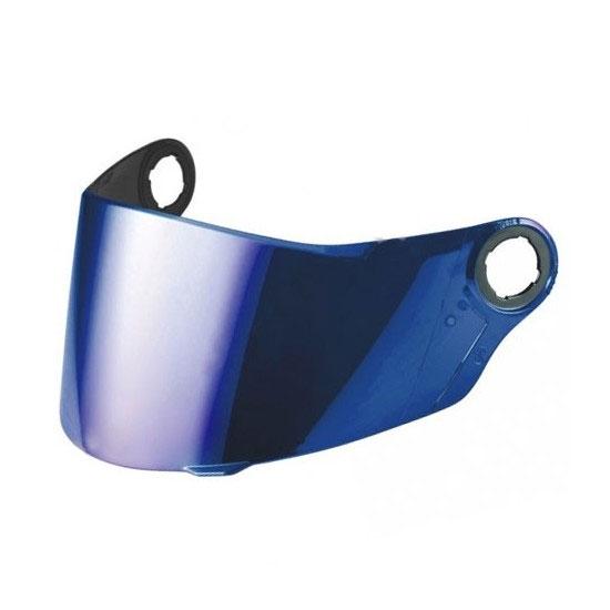 Ls2 Iridium Blue Visor Kid Ff392j
