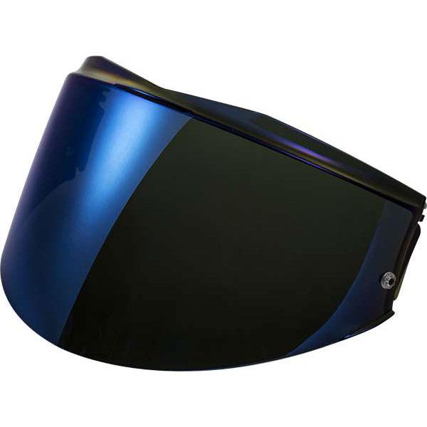 Ls2 Valiant FF399 Visier Blau