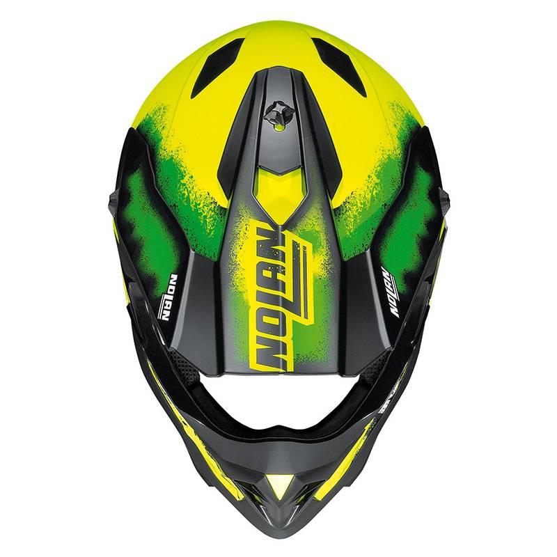 Nolan Offroad Helmets Front N53