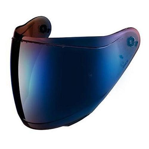 Schuberth M1 Blue Mirror Visor