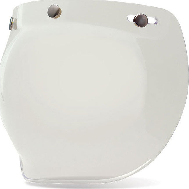 Visor Bell Custom 500 3-snap Bubble Clear Bo18132