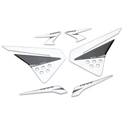 Rizoma Graphic Kit For Kawasaki Z1000 2014
