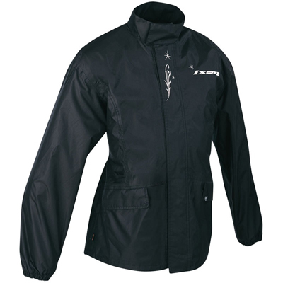 IXON ベーシックブラックジャケットドレス
