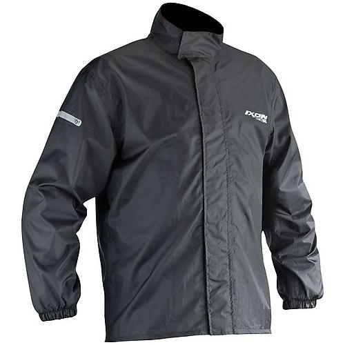 Ixon Compact Regen Jacke schwarz