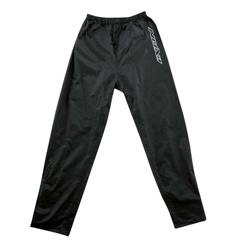 Ixon Pantalone Impermeabile Fog Nero