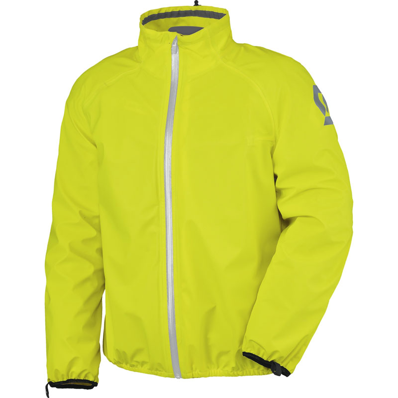 Scott Ergonomic Pro Dp Rain Jacket Fluo Yellow