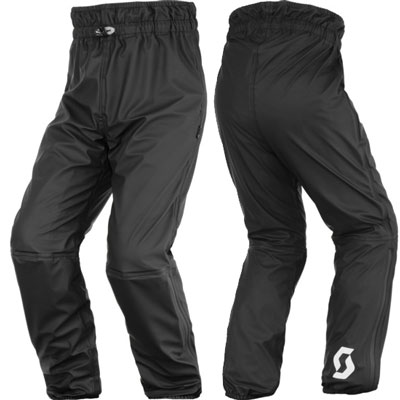 Scott Ergonomic Pro Dp Rain Pants Black