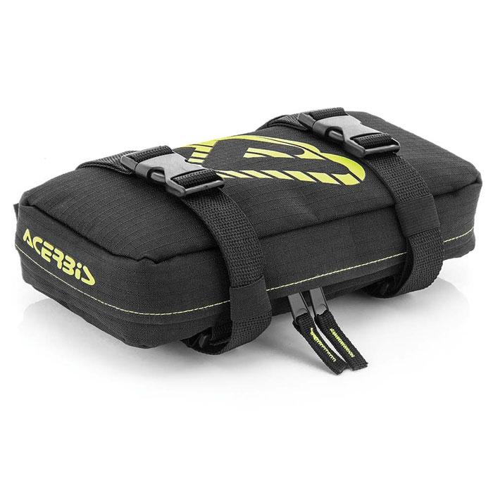 Acerbis Tools Bag Front Fender Black/fluo Yellow