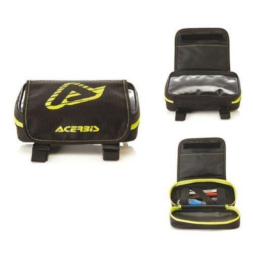 acerbis tools bag rear fender black fluo yellow motostorm. Black Bedroom Furniture Sets. Home Design Ideas