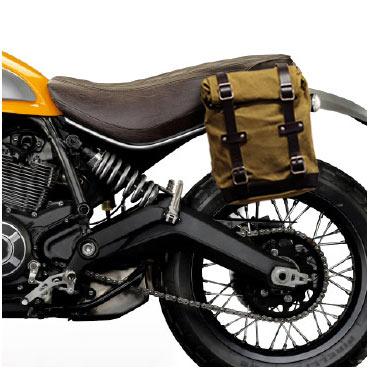 Unit Garage Side Bag Chassis Ducati Scrambler Ug 1007 Ug 1007