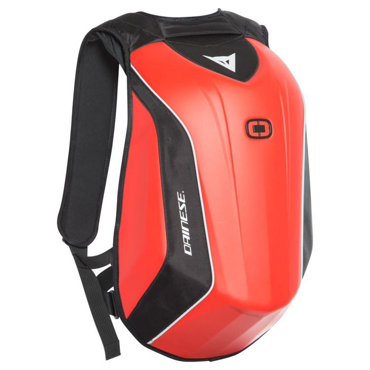 Dainese D-Mach Backpack Rot