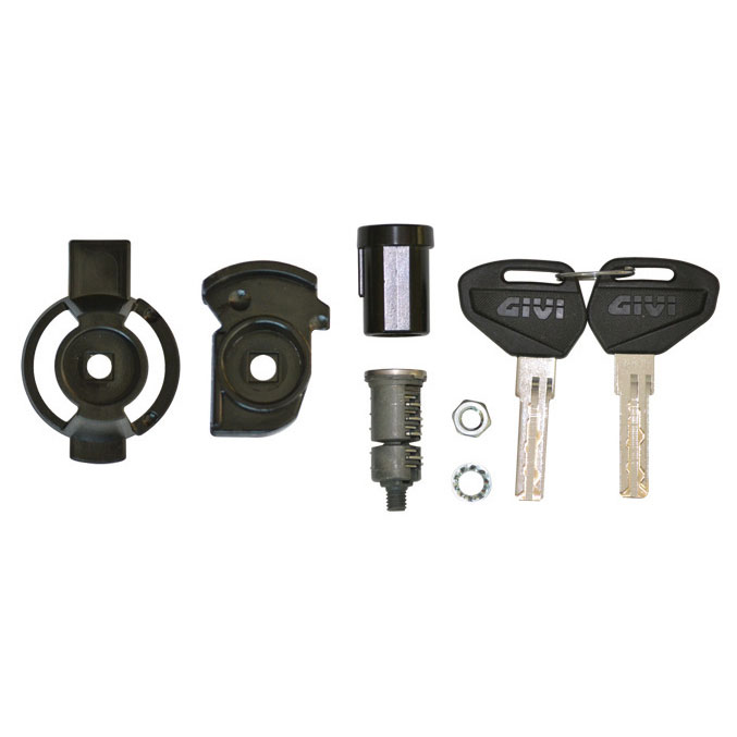Givi Kit Security Lock Keys For 5 Bags Sl105
