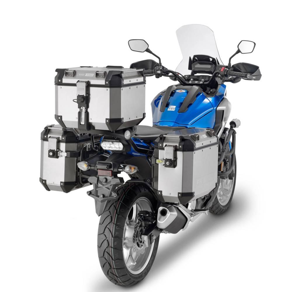 Givi Pl1146cam Port Side Cases Honda Nc750x 2016 Trekker Outback
