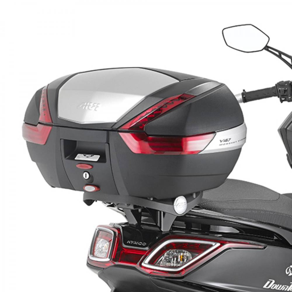 Givi Rear Attachment Sr6107 For Trunk Or Monokey® Monolock® For Kymco Downtown 350