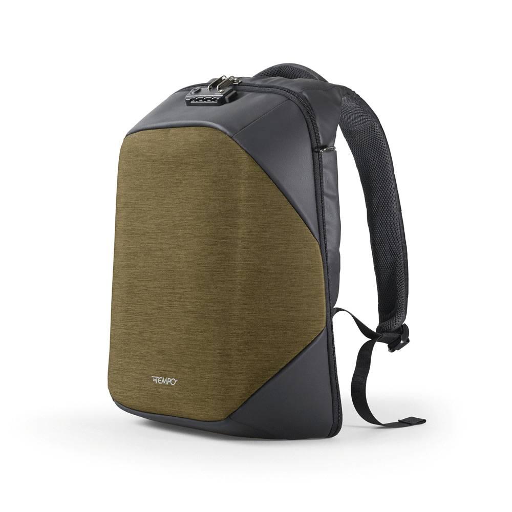 Intempo Tekniko Backpack Green