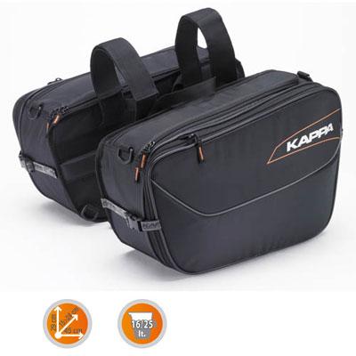 Kappa Lh202 Side Bags