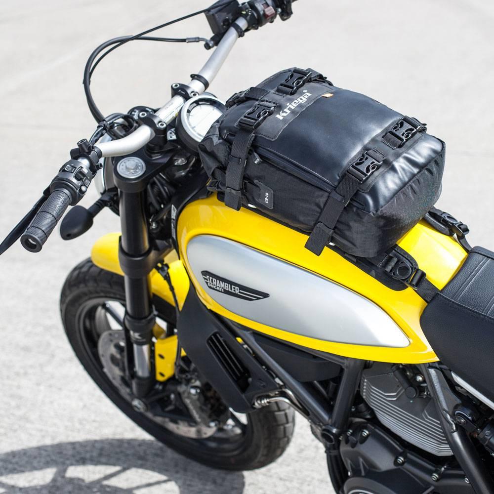 KRIEGA US-10 DRYPACK motocyklowa torba podróżna 10L