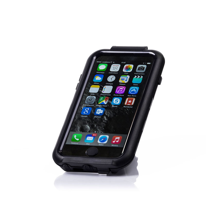 Midland Mk-hc Custodia Rigida Da Moto Per Iphone 6 Plus