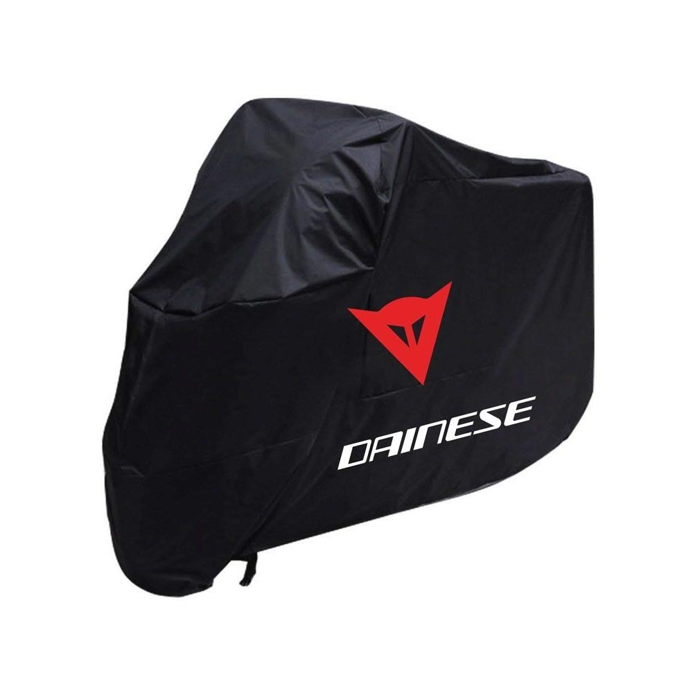 Dainese Bike Cover Explorer schwarz