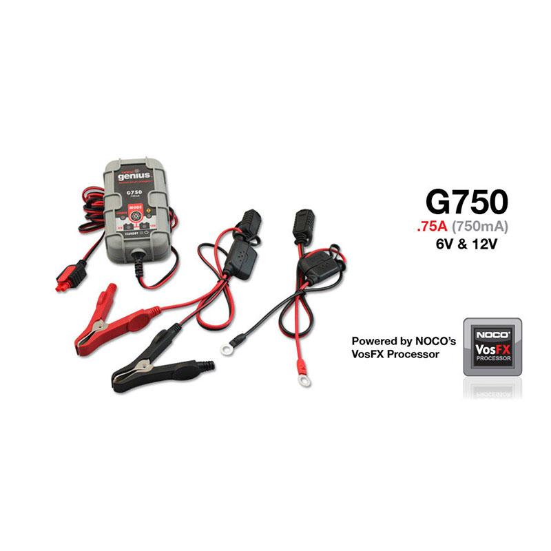 Genius G750 Ladegerät