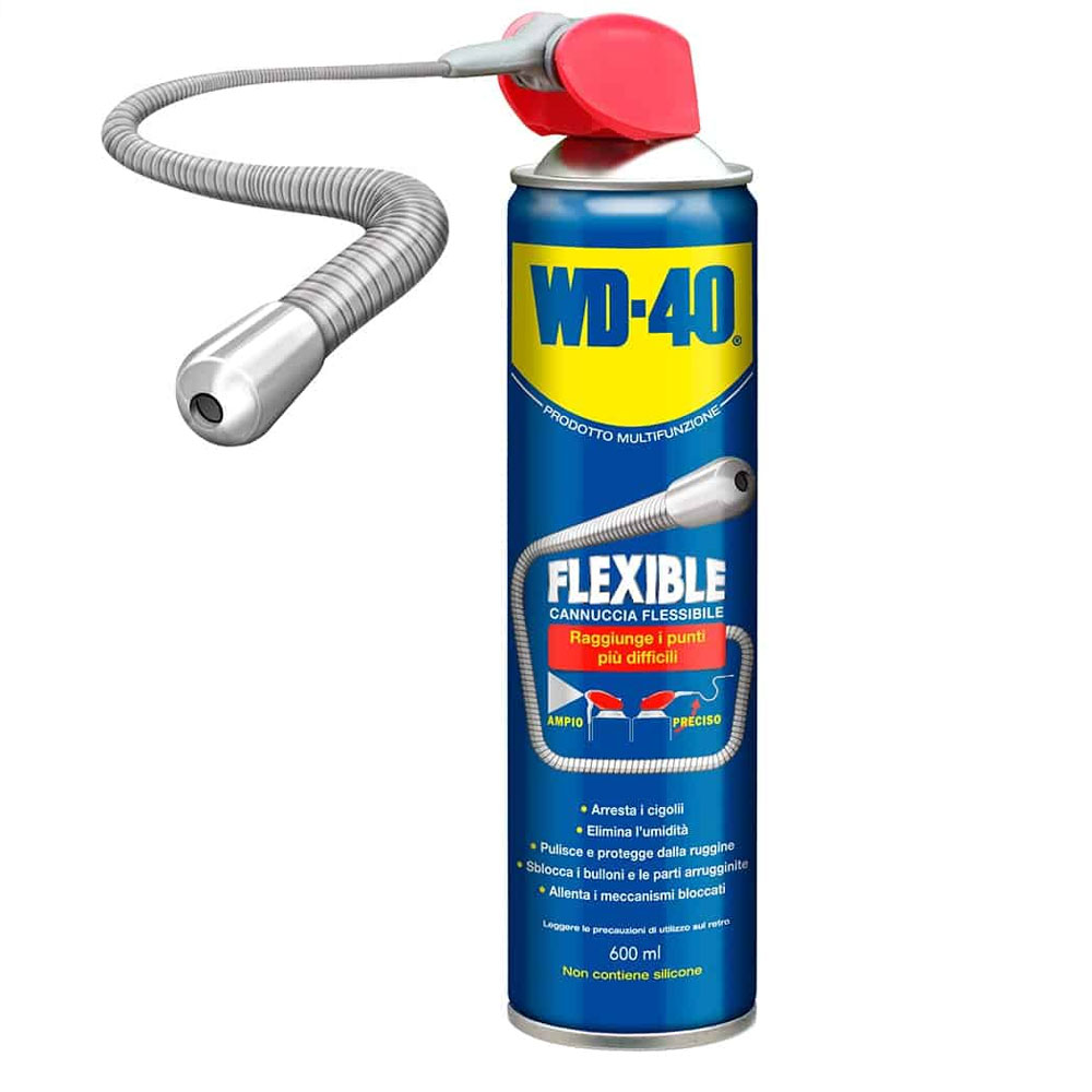Wd-40 Flexible Straw System