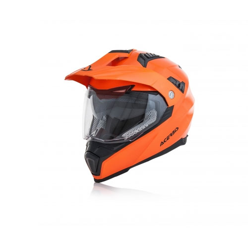 Acerbis Flip Fs-606 Fluo Orange