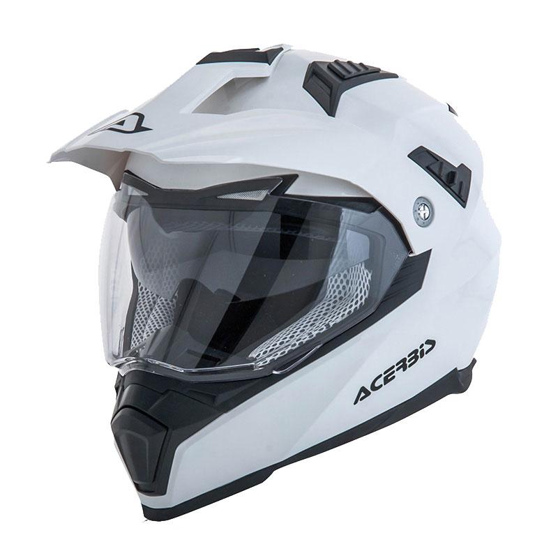 Acerbis Flip Fs-606 Shiny White