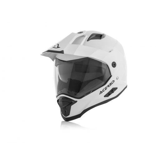 Acerbis Reactive White Helm 2018