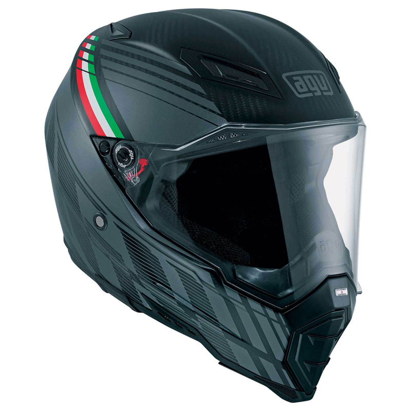 Image of Agv Ax-8 Naked Carbon Black Forest f5aee5c5f2acc91b8999f309c81465353d719003