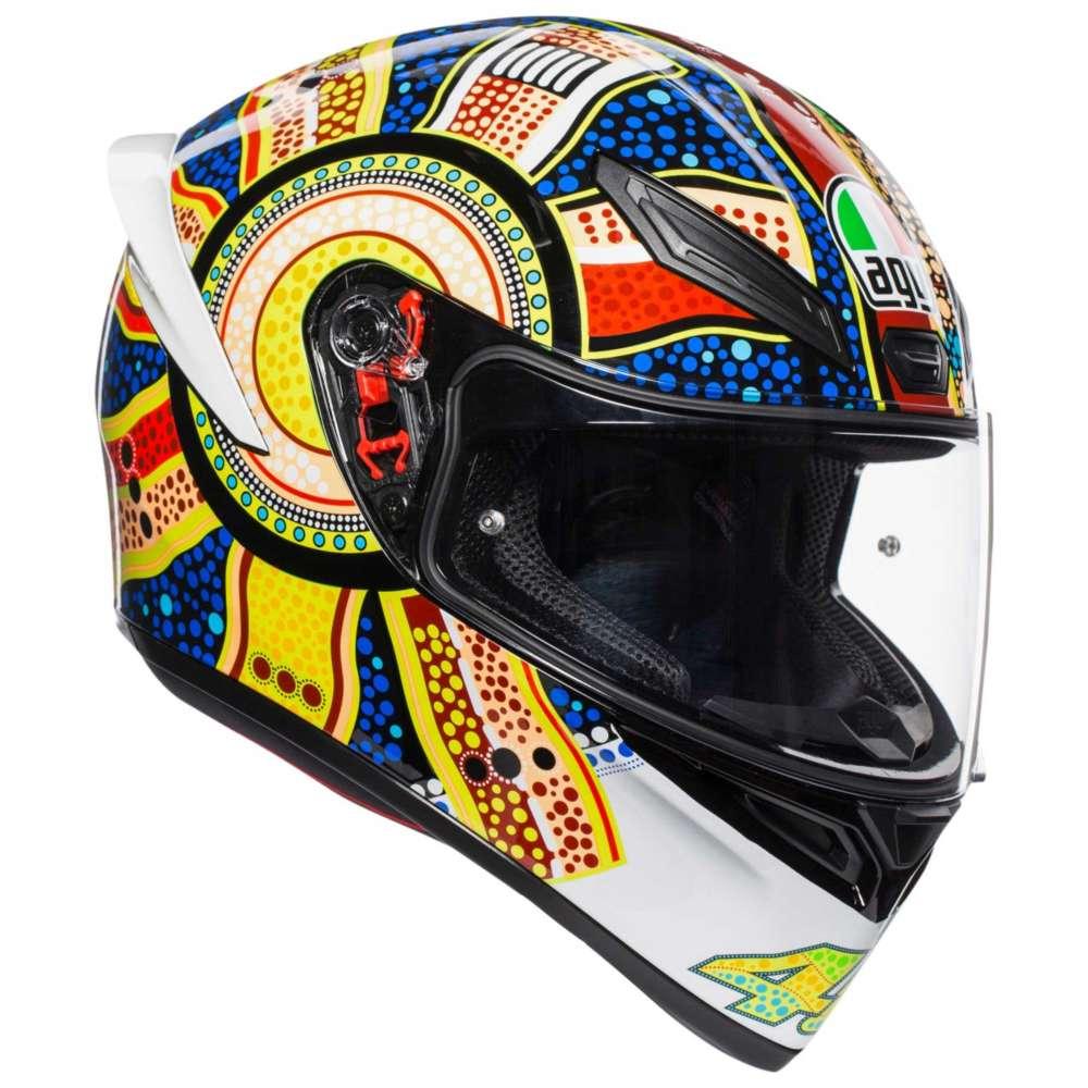 AGV K1 E2205 Dreamtime Helm