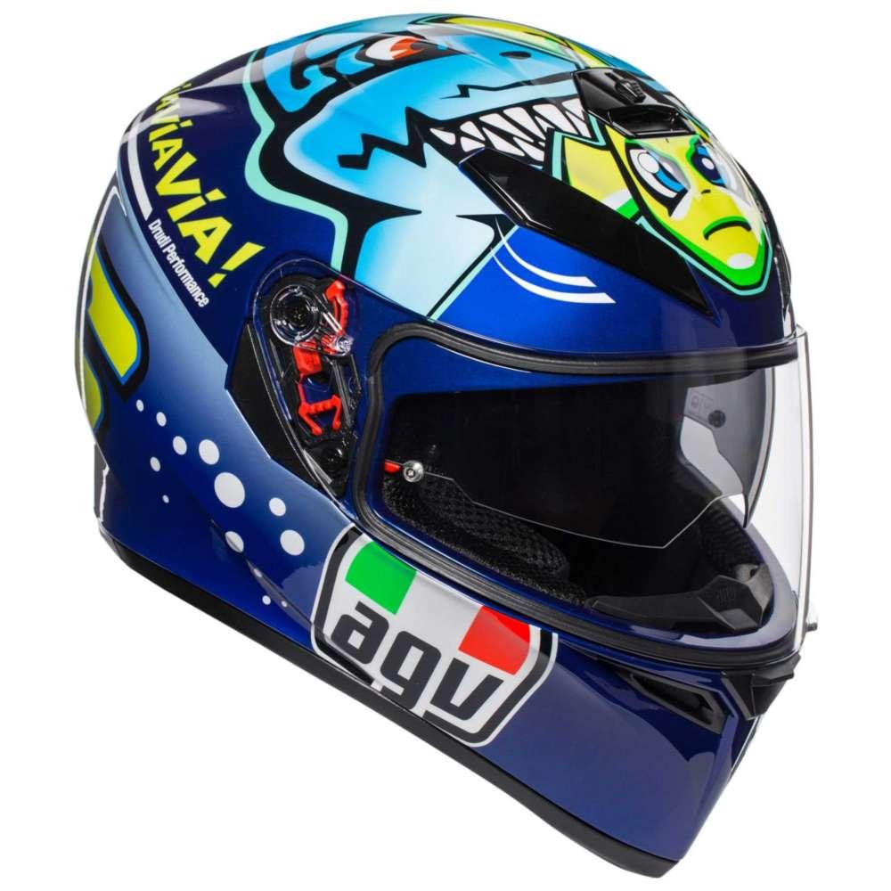 Agv K-3 Sv Rossi Misano 2015