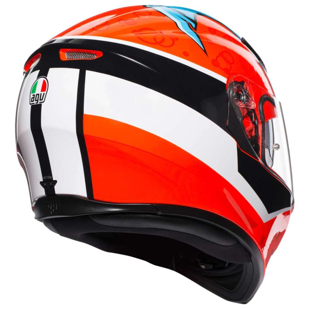 ML AGV 0301/ a2ey004ml Helmet Moto K-3/ SV E2205/ PLK