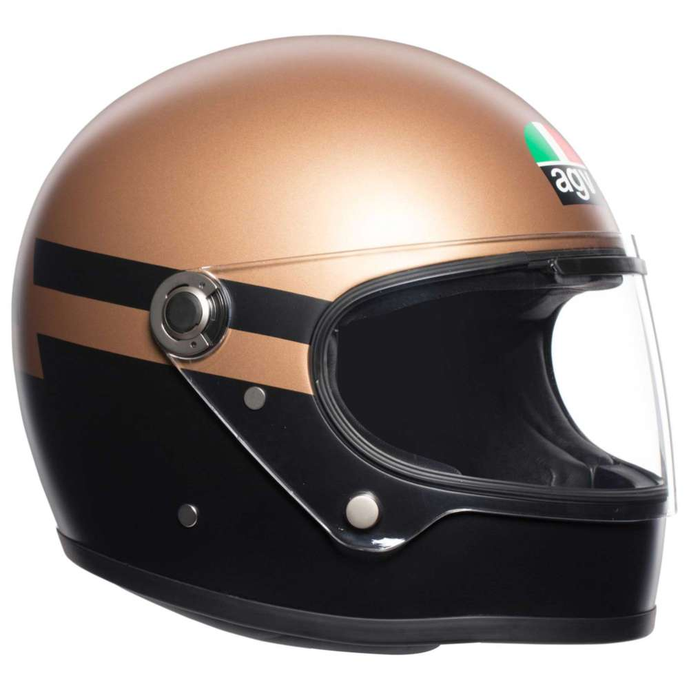 AGV X3000 グロリオサヘルメットゴールドブラック